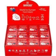 Verkaufsbox Country Adapter World to Europe