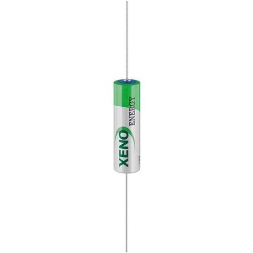 Xeno AA (Mignon)/ER14505 (XL-060F/AX) - Draht (axial)<br>3,6 V, 2400 mAh, Lithium-Thionylchlorid Batterie