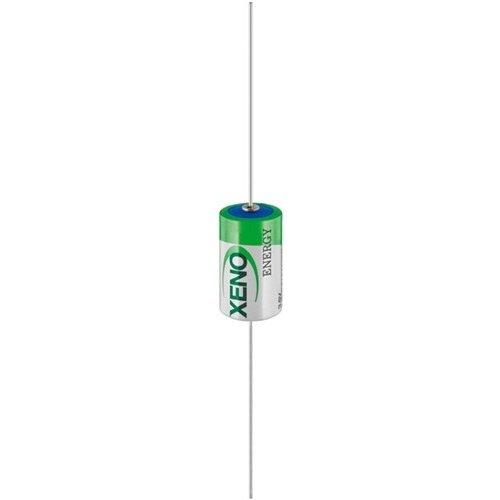 Xeno 1/2 AA (Mignon)/ER14252 (XL-050F/AX) - Draht (axial)<br>3,6 V, 1200 mAh, Lithium-Thionylchlorid Batterie