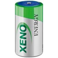 Xeno C (Baby)/ER26500 (XL-140F) - Standard-Top<br>3,6 V, 7200 mAh, Lithium-Thionylchlorid Batterie