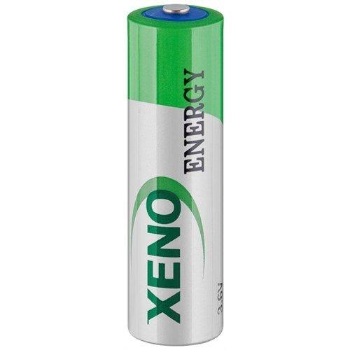Xeno AA (Mignon)/ER14505 (XL-060F) - Standard-Top<br>3,6 V, 2400 mAh, Lithium-Thionylchlorid Batterie