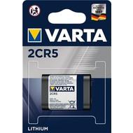 Varta 2 CR 5 (6203)<br>Foto Lithium Batterie, 6 V