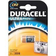 Duracell CR 2 (DLCR2)<br>Lithium Batterie, 3 V