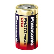 Panasonic CR 2<br>Lithium Batterie, 3 V