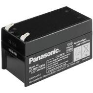 Panasonic Bleiakku 12 V, 1,3 Ah (LC-R121R3PG)<br>Faston (4,8 mm) , VdS