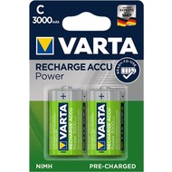 Varta C (Baby)/HR14 (56714) - 3000 mAh<br>LSD-NiMH Akku (Ready-to-Use), 1,2 V