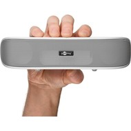 SoundBar Stereo-Lautsprecher mit USB-Plug 'n Play und AUX-In
