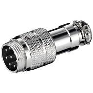 Mikrofonstecker, 8 Pin<br>