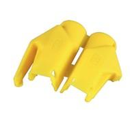 Knickschutztülle gelb TM21