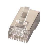 E-MO 6/6G RJ12 Modular-Stecker geschirmt, VPE 100
