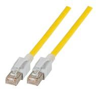 INFRALAN® VC45 Patchkabel Class.EA S/FTP , 3m, gelb