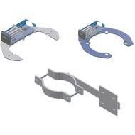 Kabelrechen für Montagewinkel rund und oval