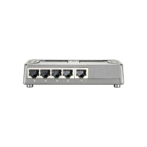 5Port 10/100Mbps Fast Ethernet Switch, ultracompact
