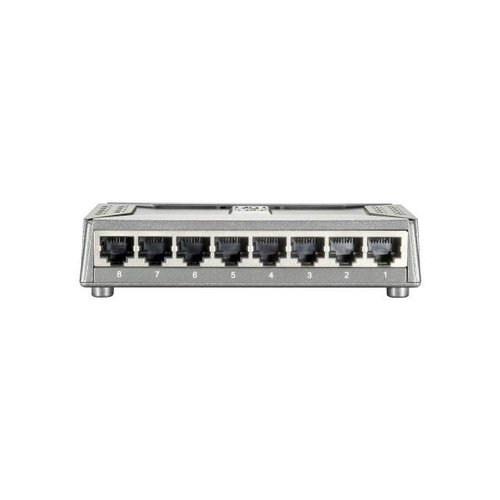 8Port 10/100Mbps Fast Ethernet Switch, ultracompact