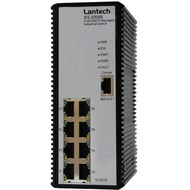 Switch 8x 10/100/1000TX, SNMP Pro-Ring
