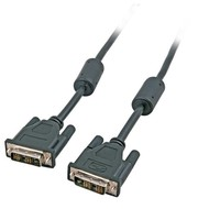 DVI Monitorkabel Single Link DVI-Digital 18+1, AWG30, 3m