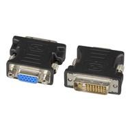 DVI-VGA Adapter Stecker/Buchse