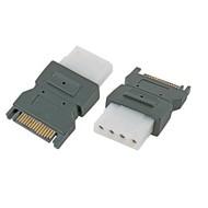 SATA Power Adapter SATA 15P PCB-S auf 4pol.-B
