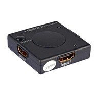 HDMI™ Switch 3-Port, inkl. FB 3D/1080p, HDCP