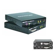KVM Extender Set DVI 4xUSB2.0 Sender+Empfänger