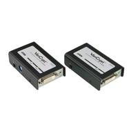 DVI-D+Audio ExtenderSet 2xRJ45, bis 40m 1080p/60m 1080i HDTV