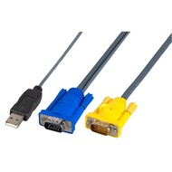KVM USB Kabel 1,8m