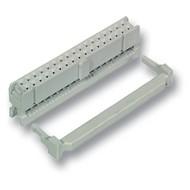 Pfostenverbinder 40pol. grau RM 2,54, EWP 5461