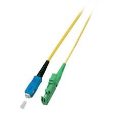 Patchkabel E2000®/APC8° - SC 9/125 OS2
