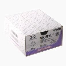 Ethicon V393H - Vicryl FS-2 needle thread thickness 3-0