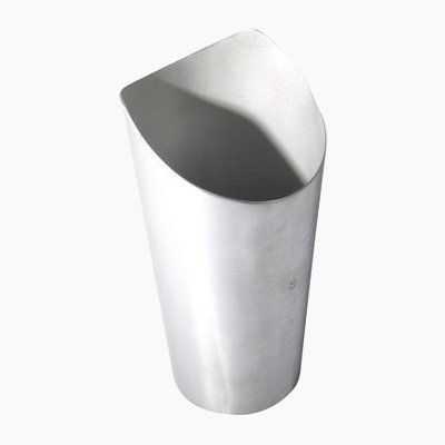 123disposables Earwash cup, Aluminum