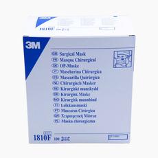 3M 1810F Chirurgisch mondmaskers 100 stuks