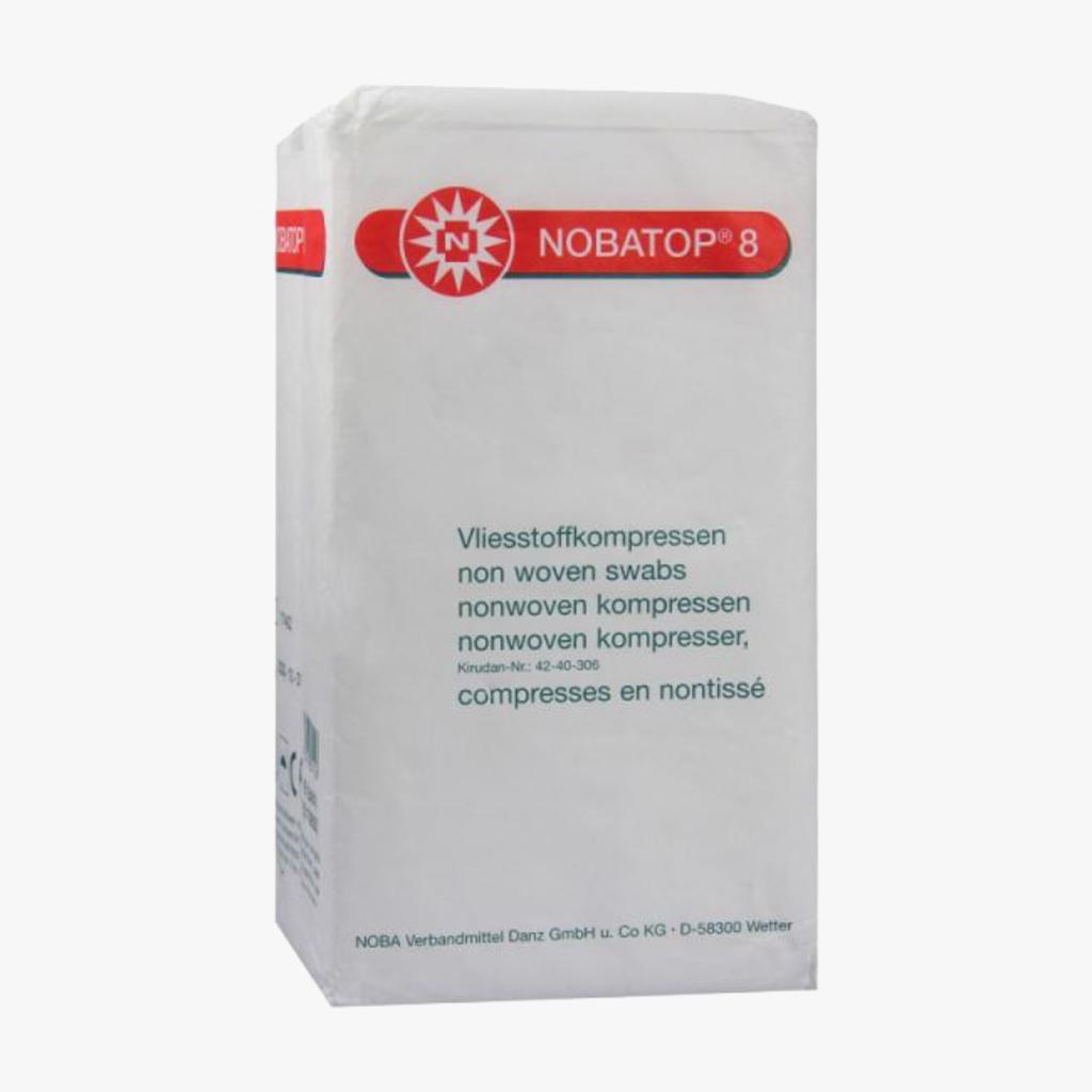 Nobatop8/4 Nw. kompres 8/4 10x10cm
