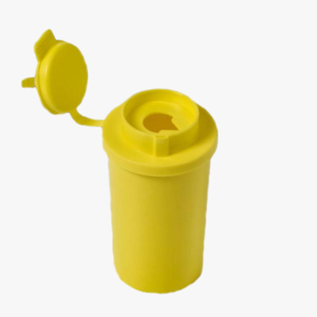 123disposables Taschen-Container 100ml