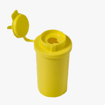 123disposables Taschen-Container 100ml