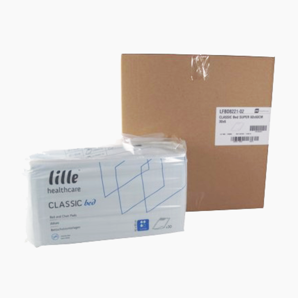 Lille Healthcare Classic Bed Onderleggers 60x60cm