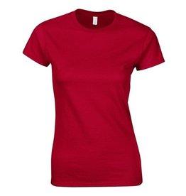 Mooie dames T-shirts (S t/m XXL, slank gesneden)