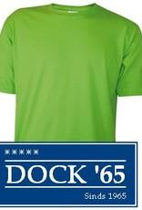 100% katoenen lichtgroene T-shirts in de maat S kopen?
