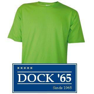 100% katoenen lichtgroene T-shirts in de maat M kopen?