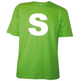 100% katoenen lichtgroene T-shirts in de maat XXL kopen?
