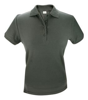 Dames poloshirts (Ladies Polo Pique in 100% katoen)