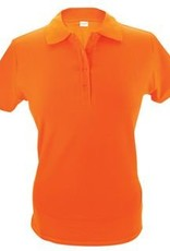 Goedkope 100% katoenen gele dames Poloshirts kopen?