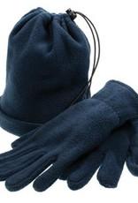 Fleece winterset met handschoenen en Skibuf kopen?