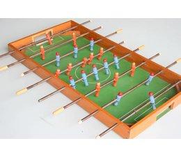 Fraai oud tafel voetbalspel