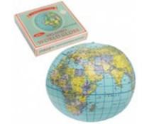 Opblaasbare wereldbal, globe