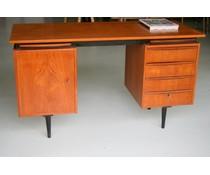 * VERKOCHT * Prachtig vintage design bureau