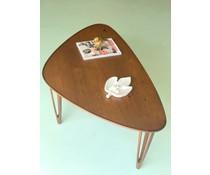 * SOLD * Unieke vintage deens design salontafel