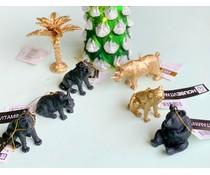 "Stoere kersthangers ""animals assorti"""