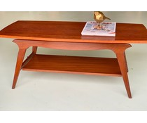* SOLD * Mooie vintage dutch/deens design salontafel