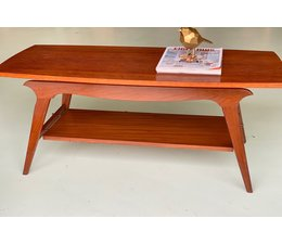 * SOLD * Mooie vintage deens/dutch design salontafel