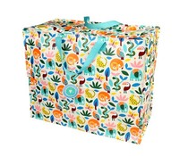 "Jumbo shopper/opbergtas XL ""Wild Wonders"" 